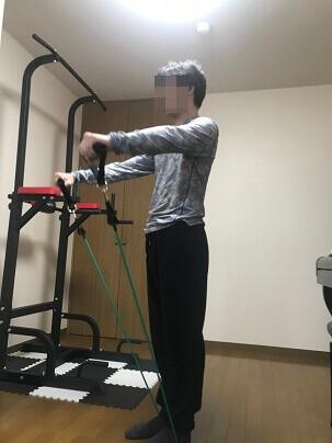 チューブトレーニング1